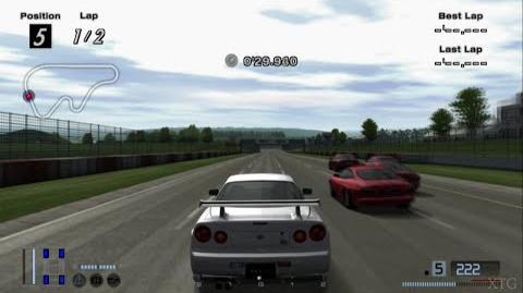 Gran Turismo 4 - Nissan SKYLINE GT-R (R34) '00 PS2 Gameplay HD