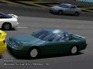 1991 Nissan Silvia K's 2000cc