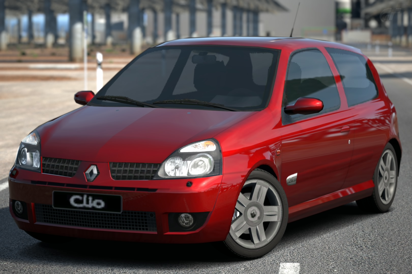 clio renault sport 2 0 16v 39 02 gran turismo wiki fandom powered by wikia. Black Bedroom Furniture Sets. Home Design Ideas