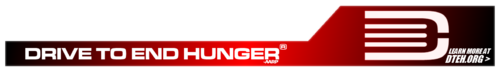 GTW Drive to End Hunger banner
