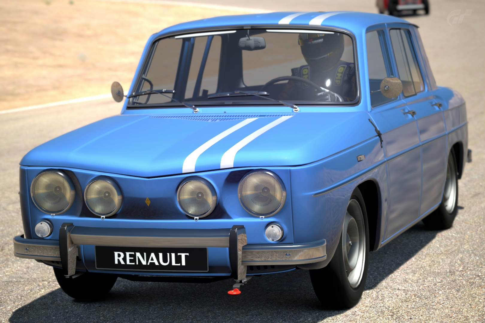 renault r8 gordini 39 66 gran turismo wiki fandom powered by wikia. Black Bedroom Furniture Sets. Home Design Ideas