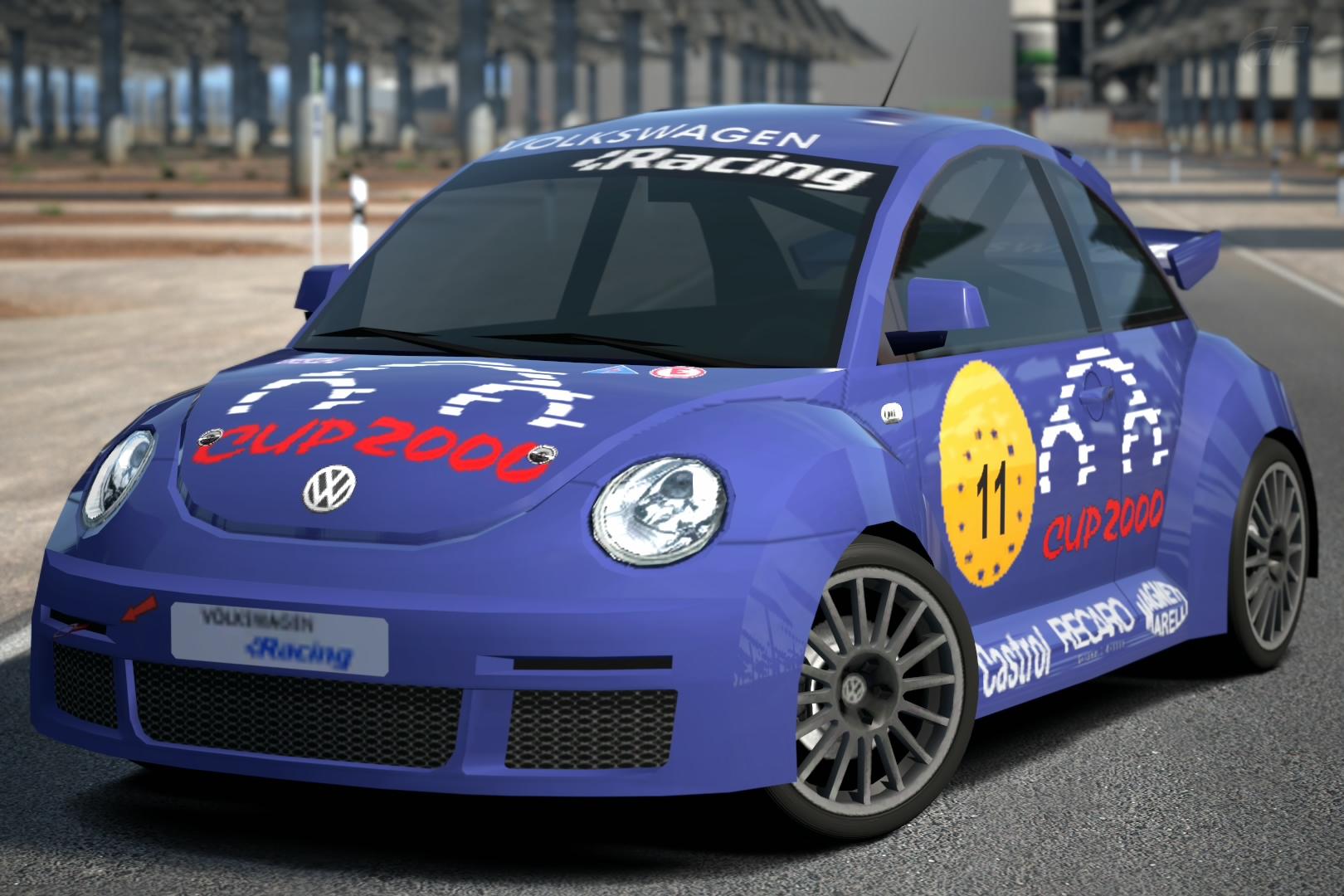 Volkswagen New Beetle Cup Car 00 Gran Turismo Wiki