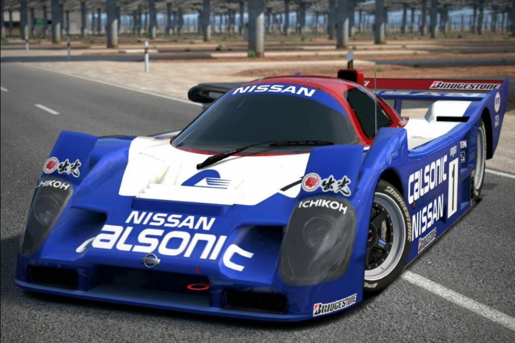 Image Nissan R92cp Race Car 92 Jpg Gran Turismo Wiki