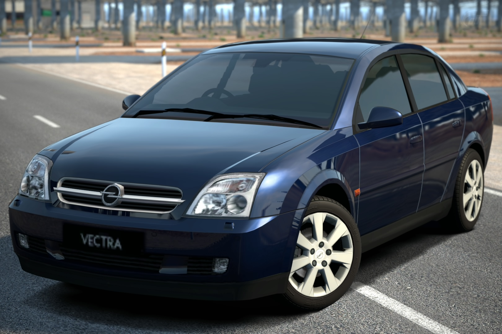 opel vectra 3 2 v6 39 03 gran turismo wiki fandom powered by wikia. Black Bedroom Furniture Sets. Home Design Ideas