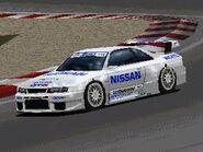 -R-Nismo GT-R LM Road Car (GT1, White)