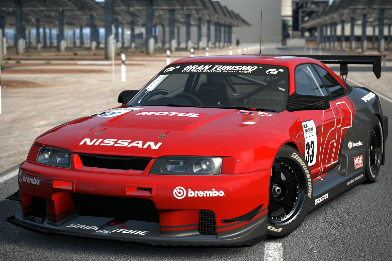 Nissan Skyline Gt R R33 Touring Car Gran Turismo Wiki