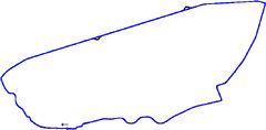 Circuit de la Sarthe Hybrid (Chicanes Off)