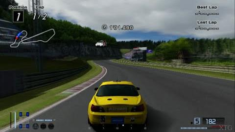 Gran Turismo 4 - Spoon S2000 Race Car HD PS2 Gameplay