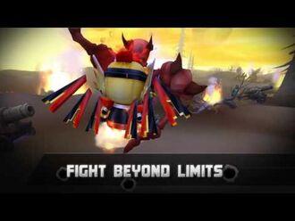 GF Battle Mount Fusion!