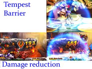 Ronan Tempest Barrier