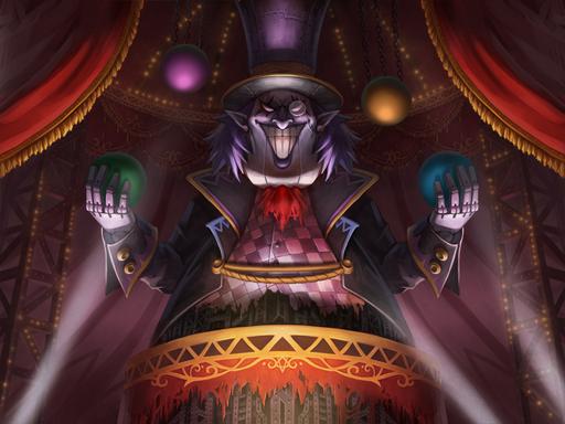 Nightmare Circus BG