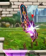 Prime Knight Sword Dance rage
