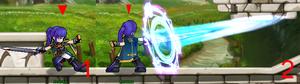 Spell Knight Erudon Weapon summon