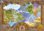 GII World Map