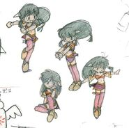 Feena Sketches
