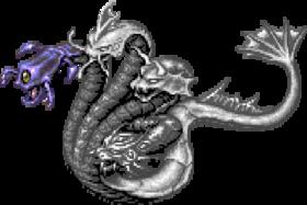 Serpent Mean Head