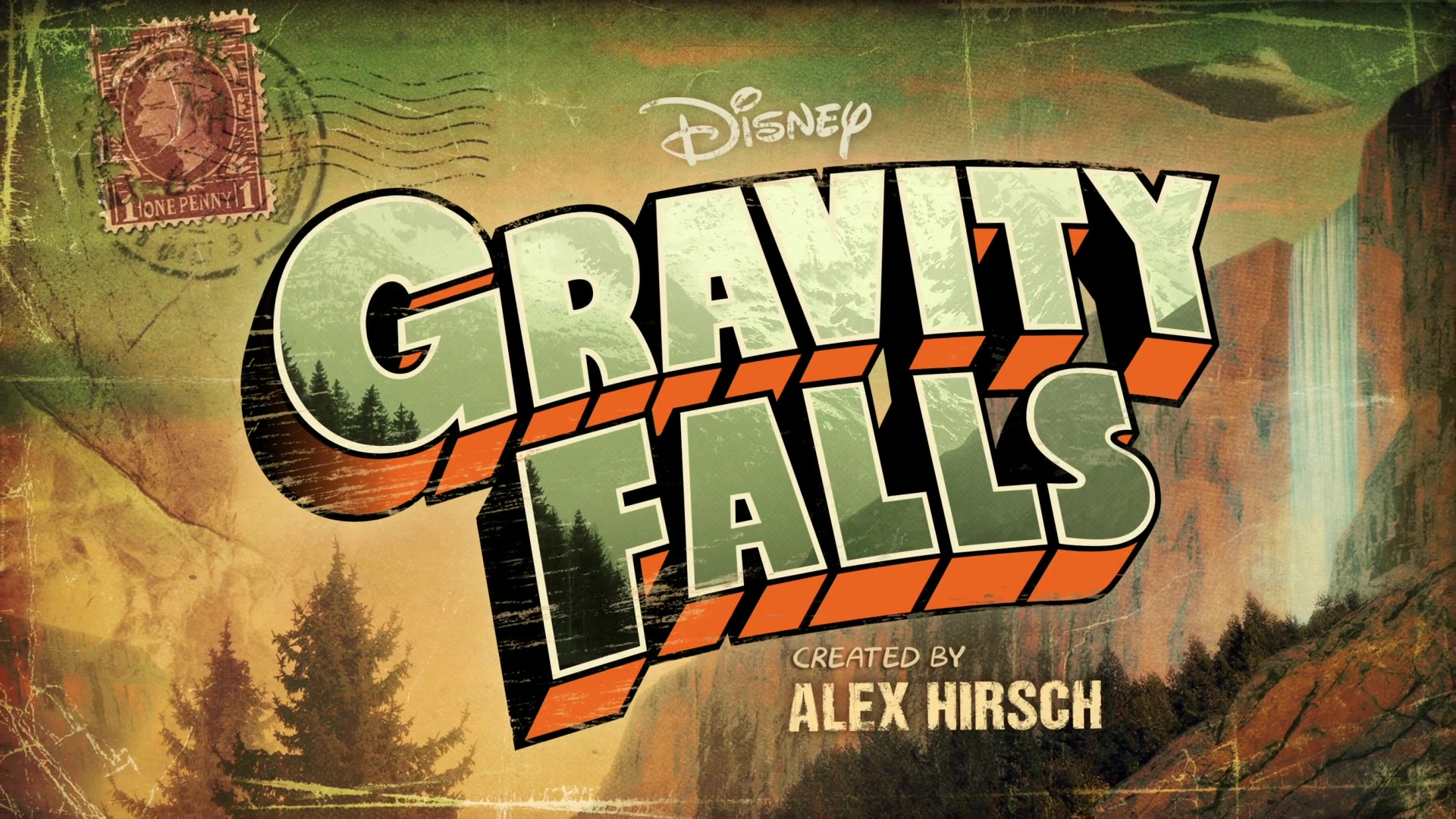 Gravity Falls – Todas Temporadas – Torrent Dublado e Legendado – 1080p + 720p + AVI + RMVB e BluRay