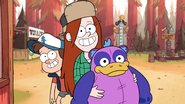 S1e9 dipper behind wendy