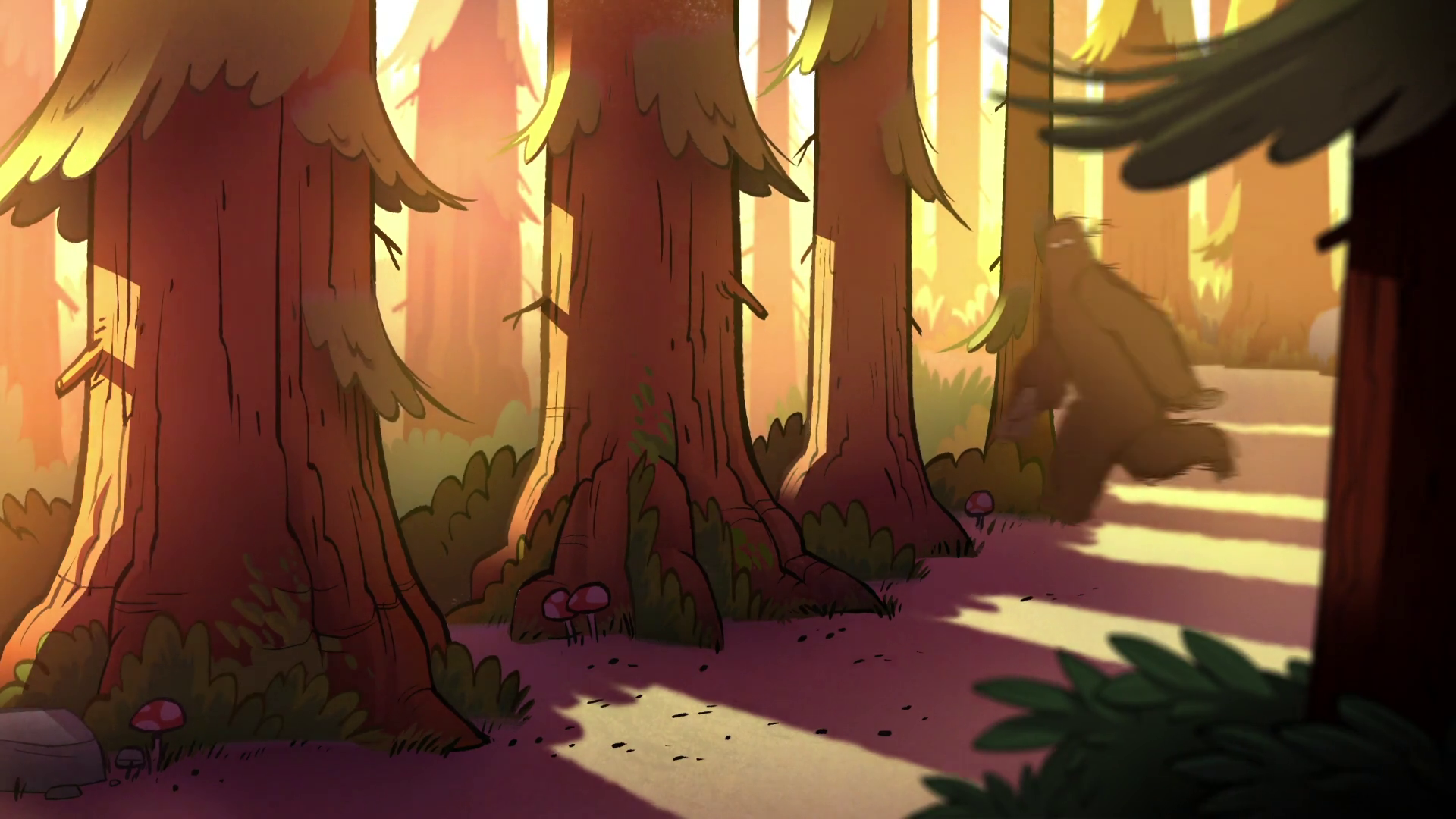 Image result for bigfoot gravity falls