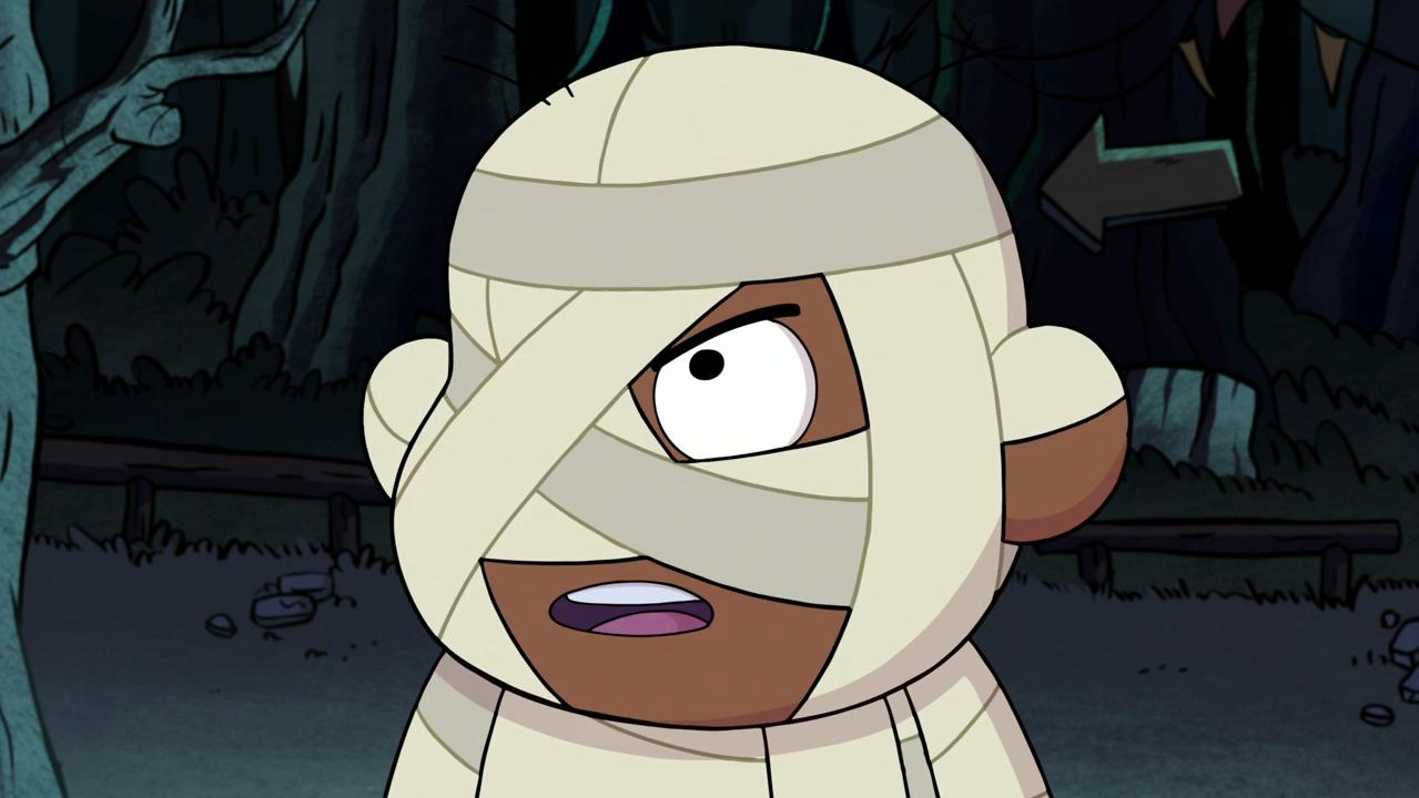 Mummy Kid Gravity Falls Wiki Fandom Powered By Wikia