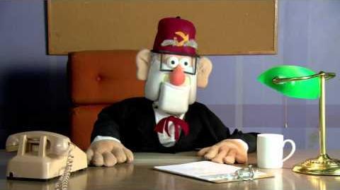 Grunkle Stan's Lost Mystery Shack Interview- Jake Short