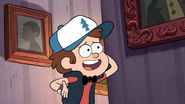 S1e7 Dipper about to preform the plan