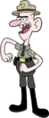 Deputy Durland appearance