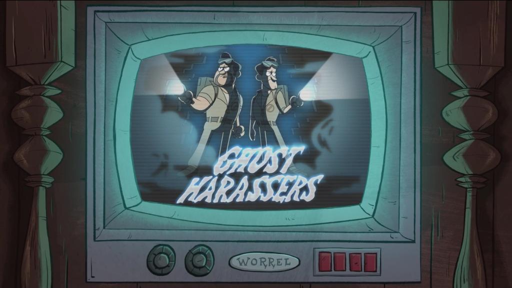 Resultado de imagen de ghostbusters gravity falls