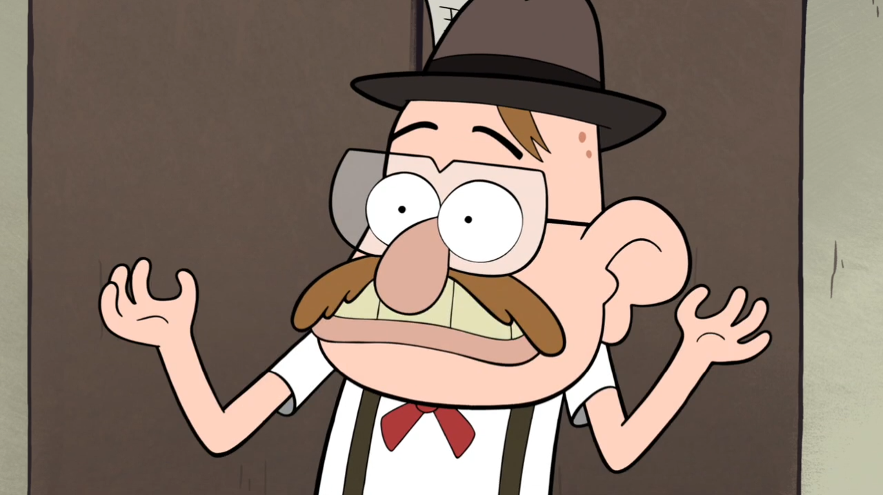 Other Characters Gravity Falls About