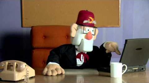 Grunkle Stan's Lost Mystery Shack Interview- Kelli Berglund