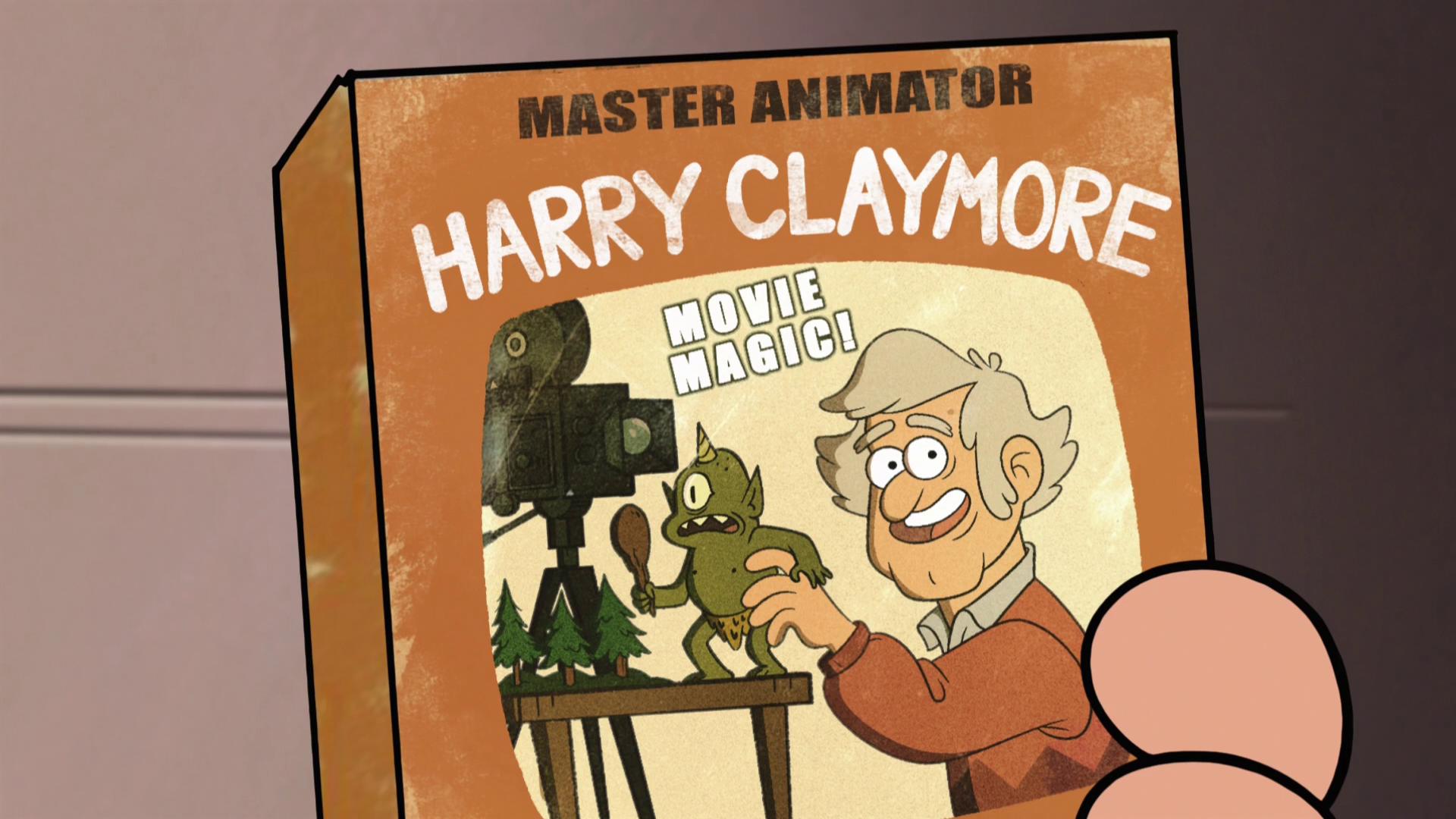 Image - S2e6 harry claymore.png | Gravity Falls Wiki | Fandom ...