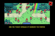 Pinesquest ending gnomes 2