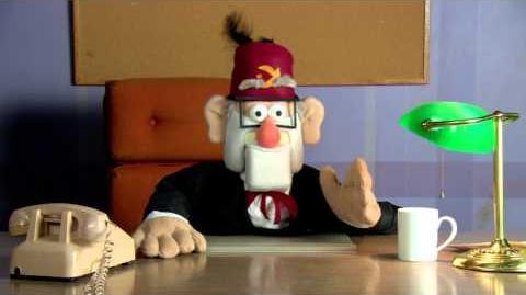 Grunkle Stan's Lost Mystery Shack Interview- Spencer Boldman