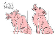 Chris Houghton S1e13 wolf howl rough