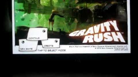 Gravity Rush DLC Maid Pack Mission 1 Part 1