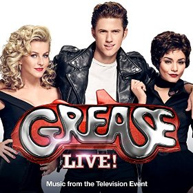 Grease-live soundtrack
