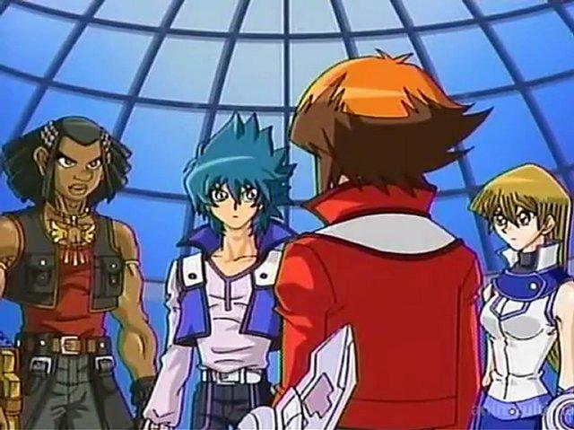 Yu-Gi-Oh! GX - Episode 124