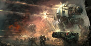 Covering fire by alex ichim-d4v6jjr