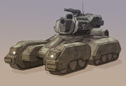 Sketching technique tank by rickystinger88-d5g9hel