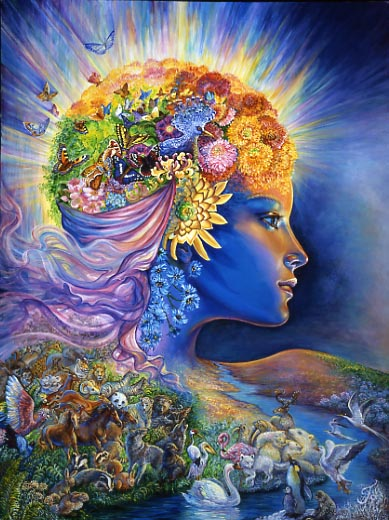 Gaia Greek Mythology Gaia-1