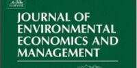 The Journal of Environmental Economics and Management