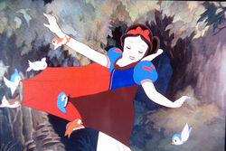 Snow White in Blu-ray 1080p goodness!