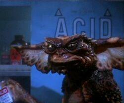 Acid-Throwing