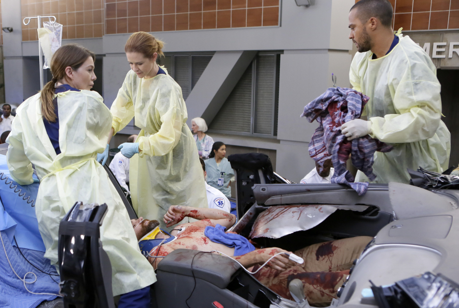 Trauma Surgery Grey S Anatomy And Private Practice Wiki