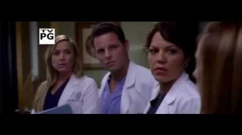"Grey's Anatomy 8x20 ""The Girl With No Name"" Promo (1)"