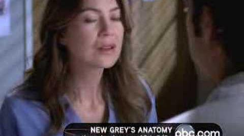 Grey's Anatomy - Promo 4x11 - Lay Your Hands on Me