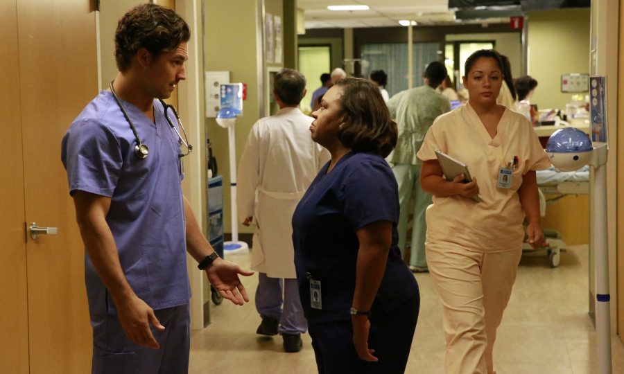 Things We Lost in the Fire   Grey's Anatomy and Private ...