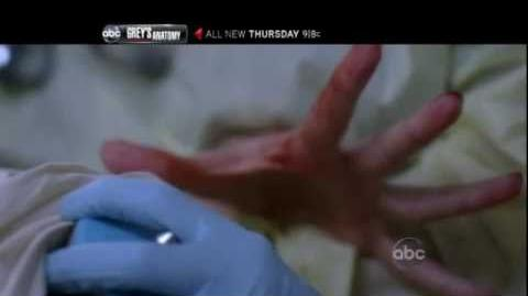 7x18 Grey's Anatomy Promo1
