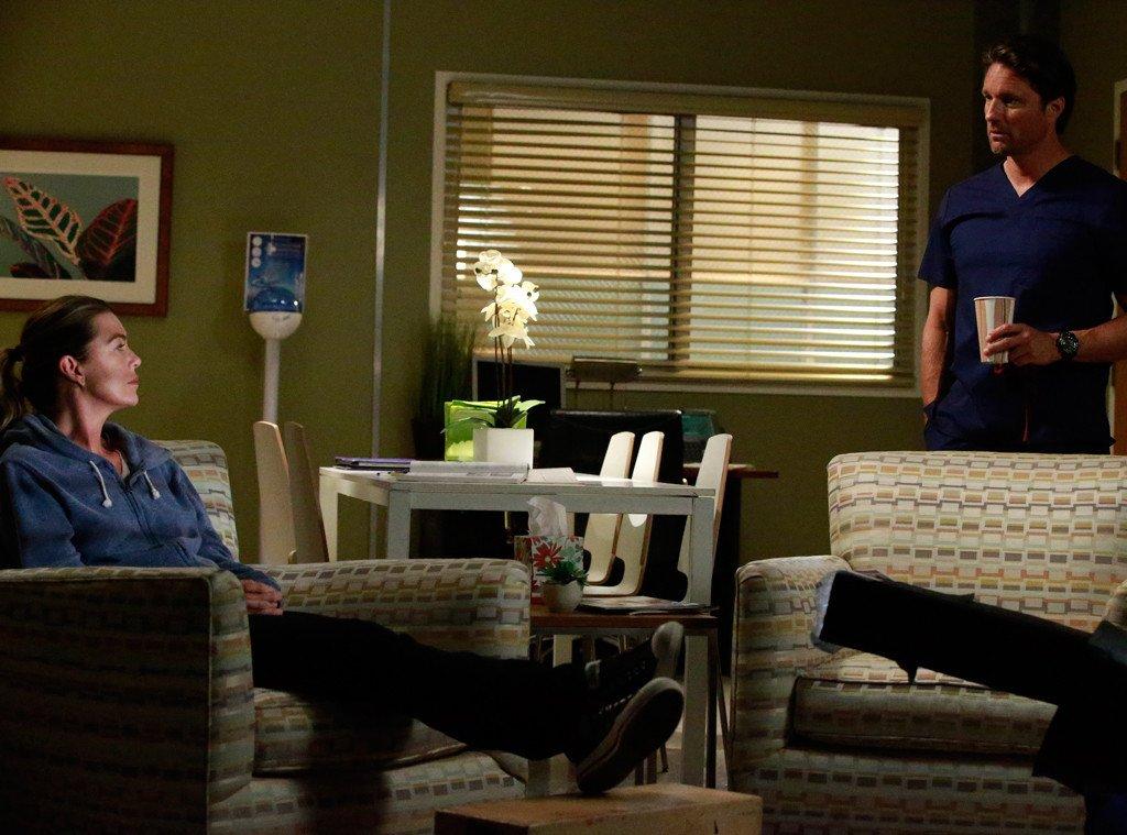 Grey's Anatomy Anatomía Grey 13x01