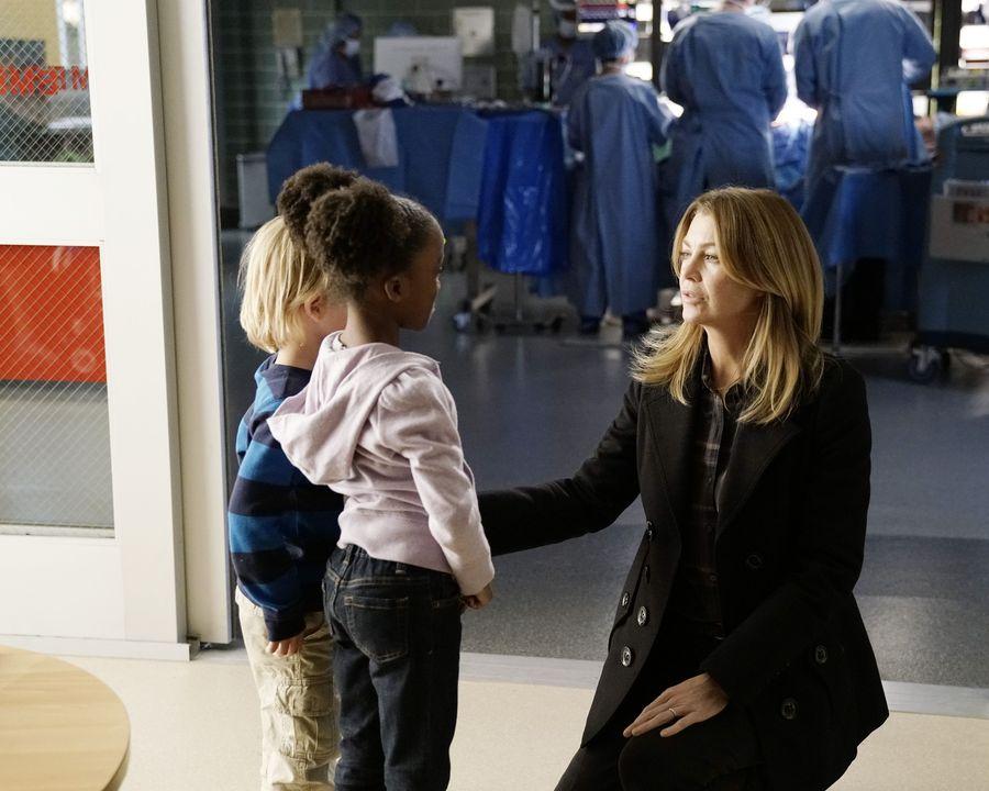 Grey's Anatomy Anatomía Grey 13x08